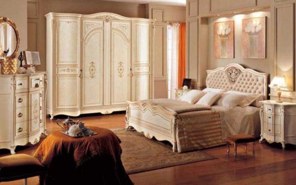camere da letto classiche bianche Camere Da Letto Matrimoniali Classiche Idea Creativa Della Casa